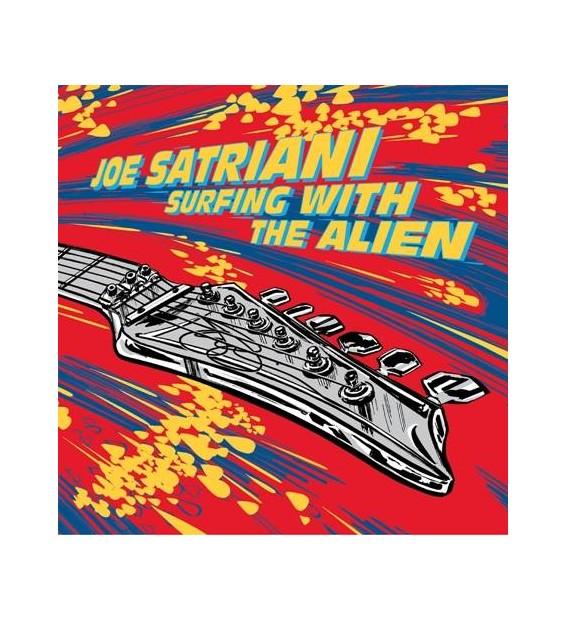 Joe Satriani - Surfing with the alien (edition limitée) mesvinyles.fr