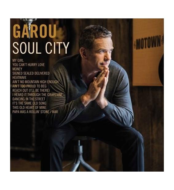 Garou - Soul City mesvinyles.fr