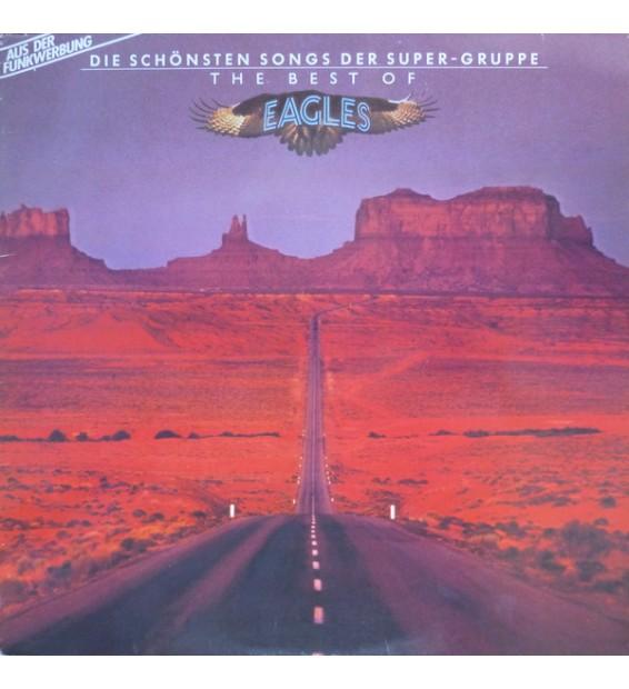 Eagles - The Best Of Eagles (LP, Comp)