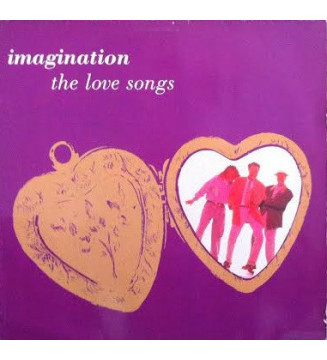 Imagination - The Love Songs (LP, Comp) mesvinyles.fr