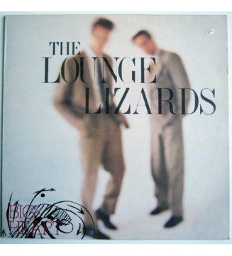 The Lounge Lizards* - Big Heart (LP, Album) mesvinyles.fr