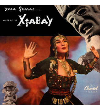 "Yma Sumac - Voice Of The Xtabay (10"", Album, Mono) mesvinyles.fr"