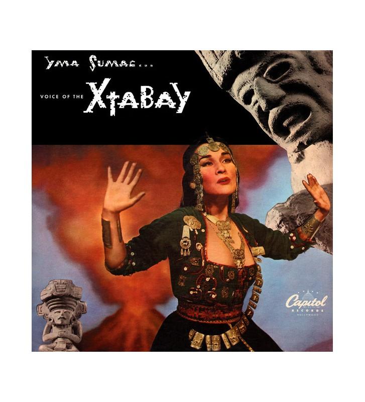 "Yma Sumac - Voice Of The Xtabay (10"", Album, Mono) mesvinyles.fr"