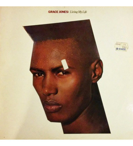 Grace Jones - Living My Life (LP, Album) mesvinyles.fr