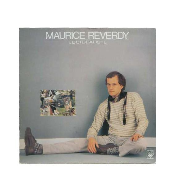 Maurice Reverdy - Lucidealiste (LP, Album) mesvinyles.fr