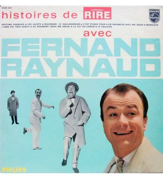 Fernand Raynaud - Histoires De Rire (LP, RE) mesvinyles.fr