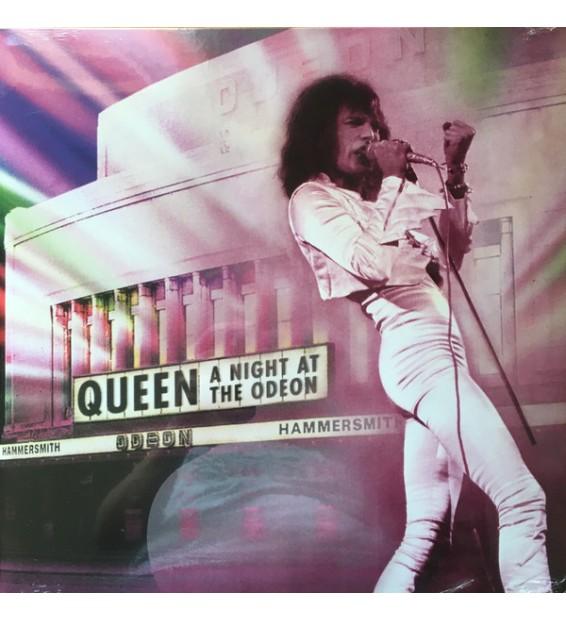 Queen - A Night At The Odeon (2xLP, Album, RE, Gat) mesvinyles.fr