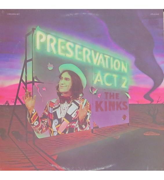 The Kinks - Preservation Act 2 (2xLP, Album, Ind) mesvinyles.fr