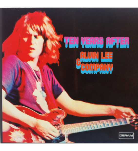 Ten Years After - Alvin Lee & Company (LP) mesvinyles.fr