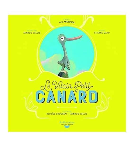 LE VILAIN PETIT CANARD - vinyle mesvinyles.fr