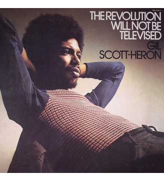 GIL SCOTT HERON - Revolution Will Not Be Televised