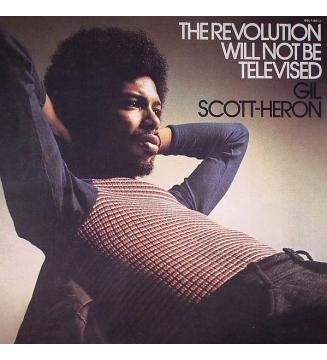 GIL SCOTT HERON - Revolution Will Not Be Televised mesvinyles.fr