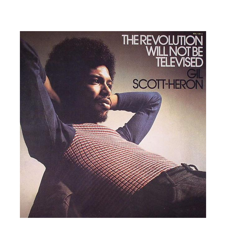 GIL SCOTT-HERON - Revolution Will Not Be Televised mesvinyles.fr