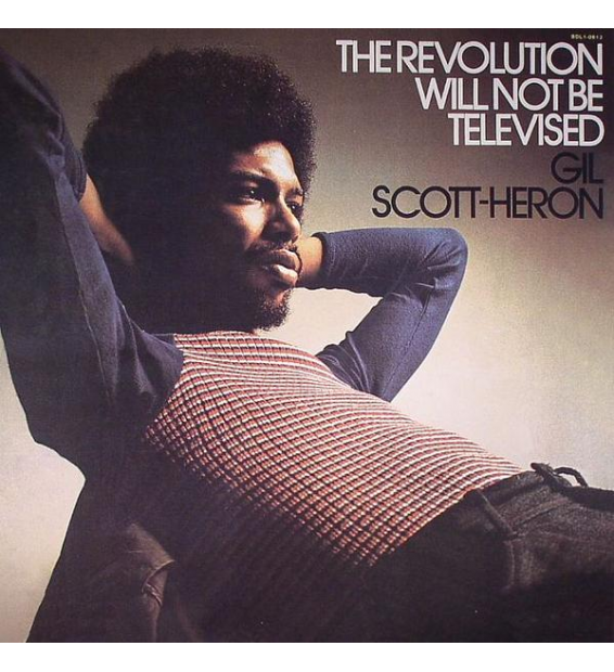 GIL SCOTT HERON - Revolution Will Not Be Televised mesvinyles.fr