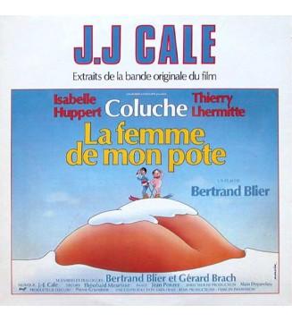 J.J. Cale - La Femme De Mon Pote (Extraits De La Bande Originale Du Film) (LP, Comp) mesvinyles.fr