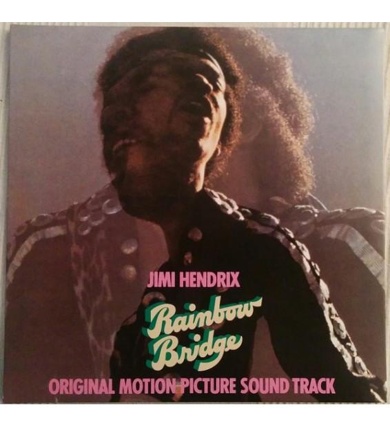 Jimi Hendrix - Rainbow Bridge - Original Motion Picture Sound Track (LP, RE, RM, 180) mesvinyles.fr