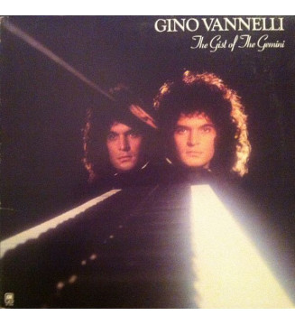 Gino Vannelli - The Gist Of The Gemini (LP, Album, Gat) mesvinyles.fr