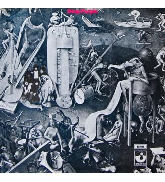 Deep Purple - Deep Purple (LP, Album, RE) mesvinyles.fr