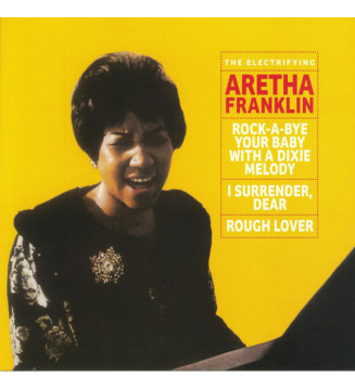 Aretha Franklin - The Electrifying Aretha Franklin (LP, Album, RE, 180) mesvinyles.fr