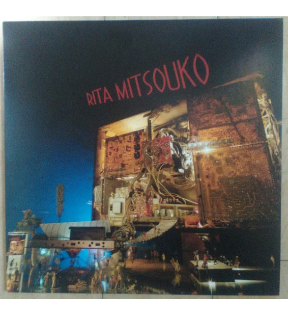 Rita Mitsouko* - Rita Mitsouko (LP, Album, RE, RM + CD, Album, RE, RM) mesvinyles.fr