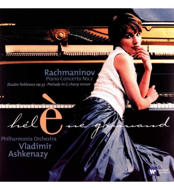 Rachmaninov* - Hélène Grimaud, Philharmonia Orchestra, Vladimir Ashkenazy - Piano Concerto No. 2 • Etudes-Tableaux Op. 33 • Pre