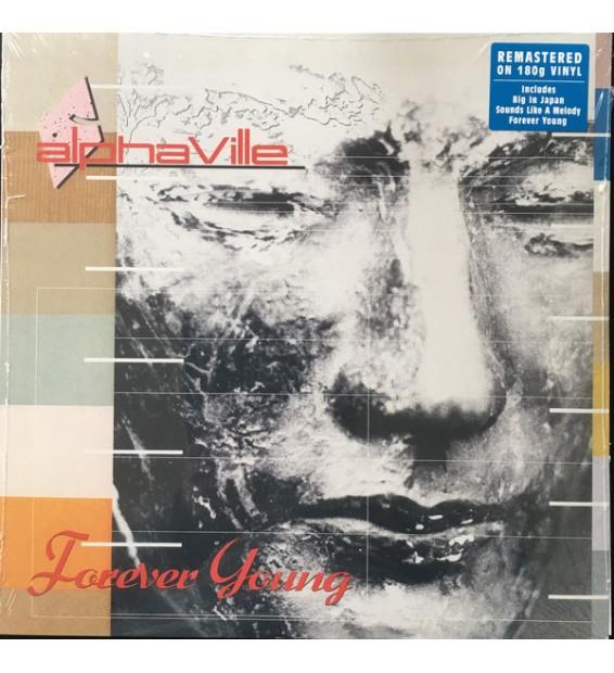 Alphaville - Forever Young (LP, Album, RE, RM, 180) mesvinyles.fr