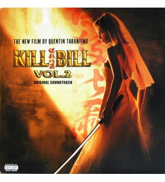 Various - Kill Bill Vol. 2 - Original Soundtrack (LP, Album) mesvinyles.fr