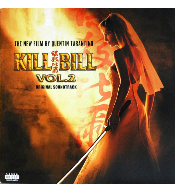 Various - Kill Bill Vol. 2 - Original Soundtrack (LP, Album) mesvinyles.fr
