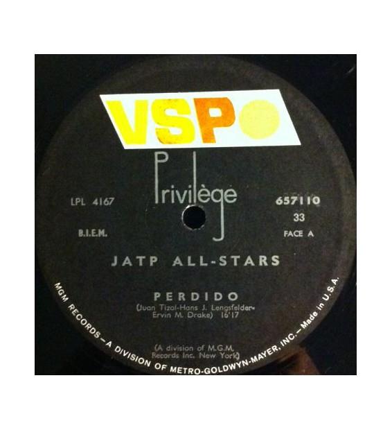 J.A.T.P. All Stars* - Jazz At The Philharmonic All Stars (LP) mesvinyles.fr