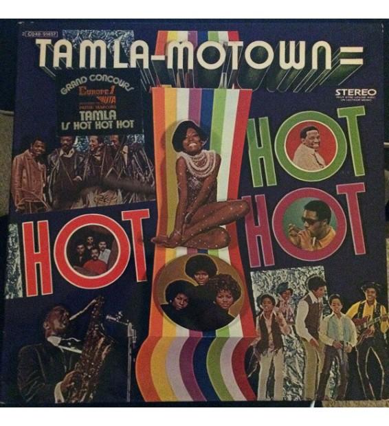 Various - Tamla-Motown Is Hot Hot Hot (LP, Comp, Gat) mesvinyles.fr