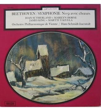 Beethoven* - Joan Sutherland, Marilyn Horne, James King (3), Martti Talvela, Orchestre Philharmonique De Vienne*, Hans Schmidt-