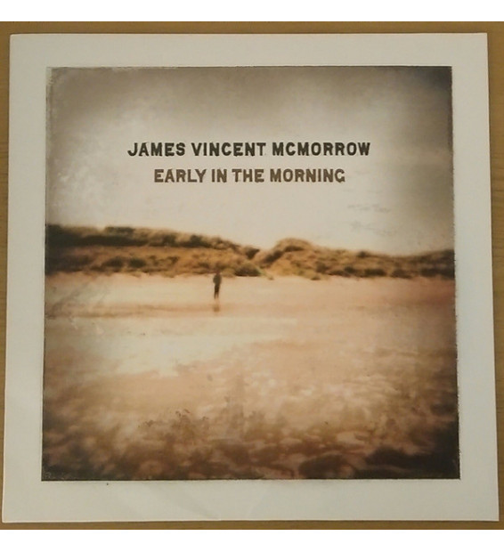 James Vincent McMorrow - Early In The Morning (LP) mesvinyles.fr