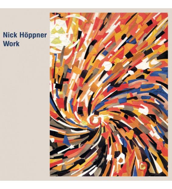 "Nick Höppner - Work (2x12"", Album) mesvinyles.fr"