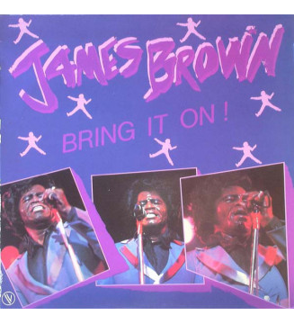 James Brown - Bring It On ! (LP, Album) mesvinyles.fr