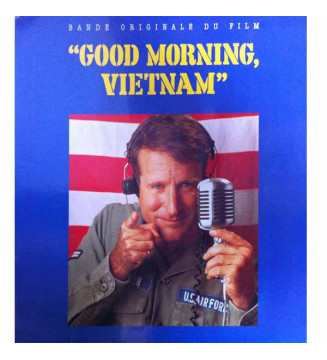 Various - Good Morning, Vietnam (Bande Originale Du Film) (LP, Comp) mesvinyles.fr