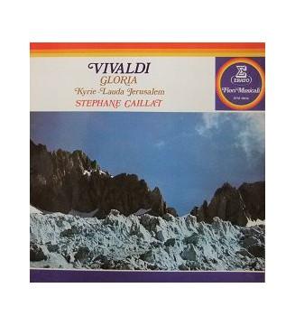 Vivaldi* - Orchestre Jean-François Paillard*, Stéphane Caillat - Gloria - Kyrie - Lauda Jerusalem (LP) mesvinyles.fr