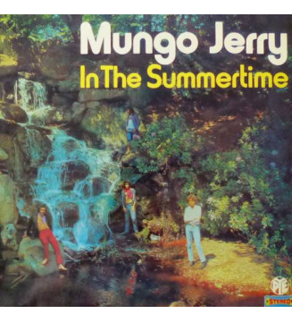 Mungo Jerry - In The Summertime (LP) mesvinyles.fr