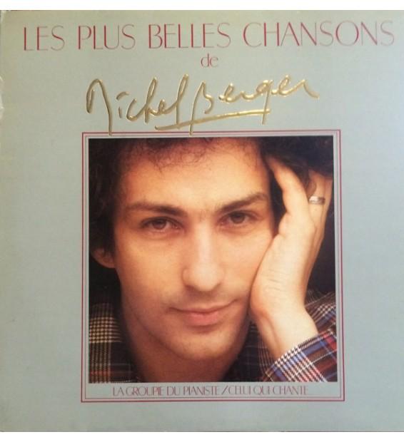 Michel Berger - Les Plus Belles Chansons De Michel Berger (LP, Comp) mesvinyles.fr