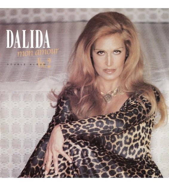 Dalida - Dalida Mon Amour - Vol.2 (2xLP, Comp) mesvinyles.fr