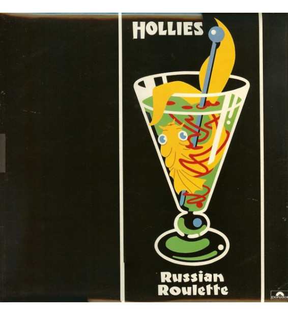 The Hollies - Russian Roulette (LP, Album)