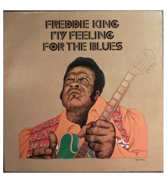 Freddie King - My Feeling For The Blues (LP, RE) mesvinyles.fr