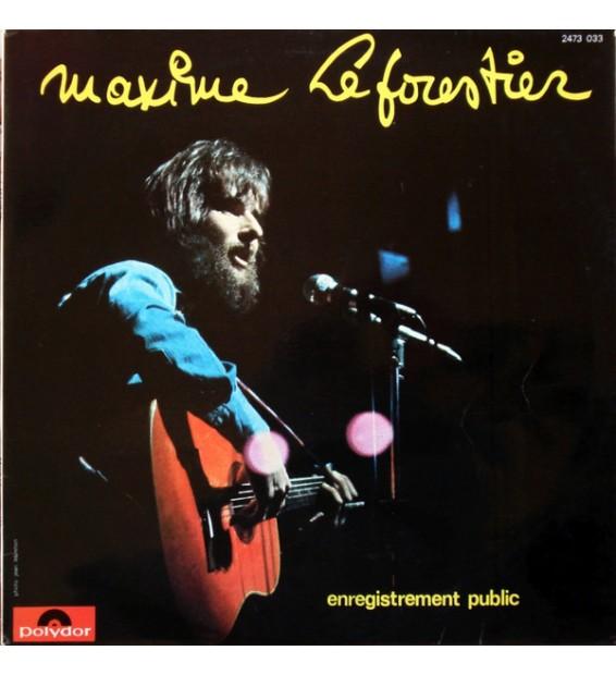 Maxime Le Forestier - Enregistrement Public (LP, Album) mesvinyles.fr