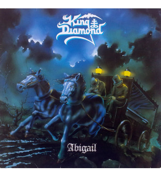 King Diamond - Abigail (LP, Album) mesvinyles.fr