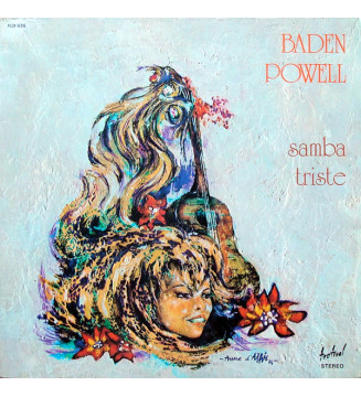 Baden Powell - Vol.5 - Samba Triste (LP, Album, Gat) mesvinyles.fr