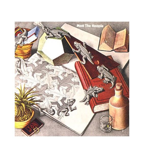Mott The Hoople - Mott The Hoople (LP, Album, RE, Gat) mesvinyles.fr