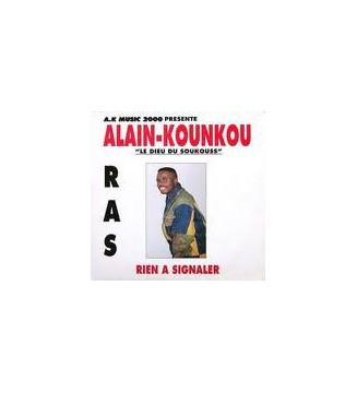 Alain-Kounkou* - Rien A Signaler (LP, Album) mesvinyles.fr