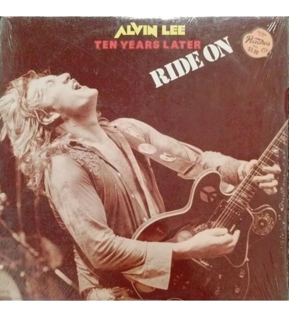 Alvin Lee & Ten Years Later - Ride On (LP, Album) mesvinyles.fr