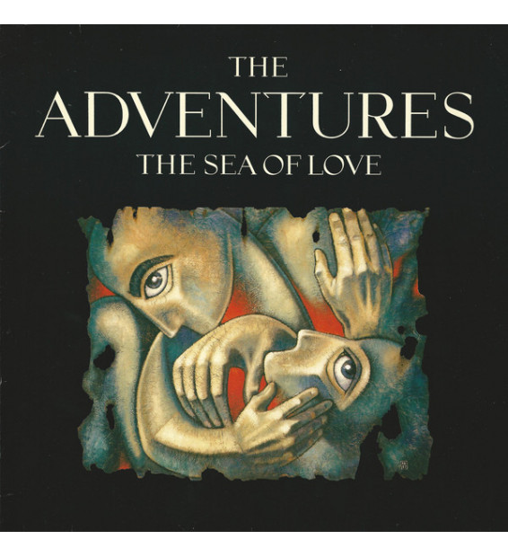 The Adventures - The Sea Of Love (LP, Album) mesvinyles.fr