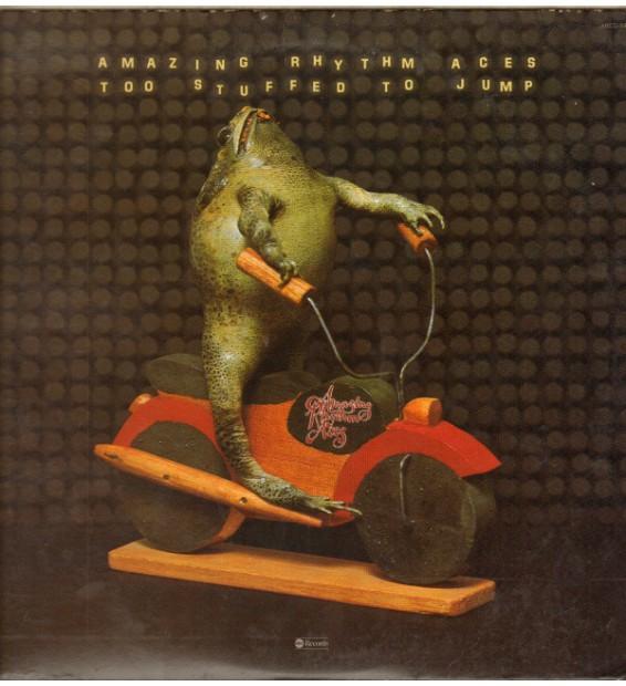 Amazing Rhythm Aces* - Too Stuffed To Jump (LP, Album) mesvinyles.fr