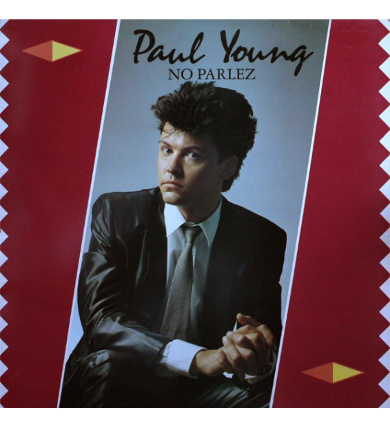 Paul Young - No Parlez - Vinyle Occasion